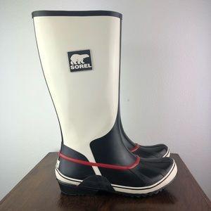 Tall Sorel Rain Boots
